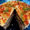 Aal-Torte